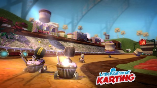 Screenshot - LittleBigPlanet Karting (PlayStation3) 2384562