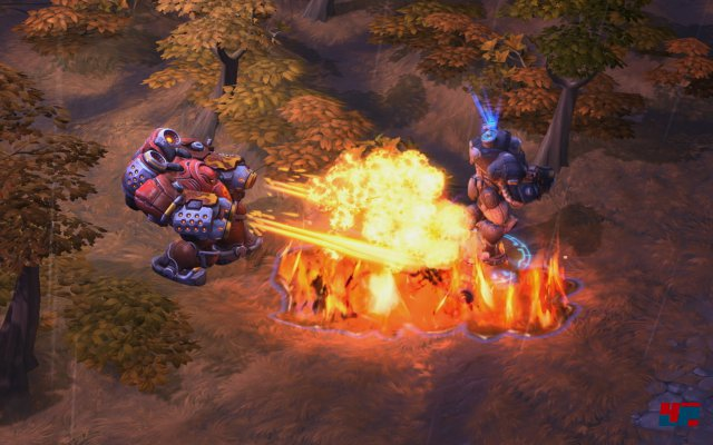 Screenshot - Heroes of the Storm (PC)