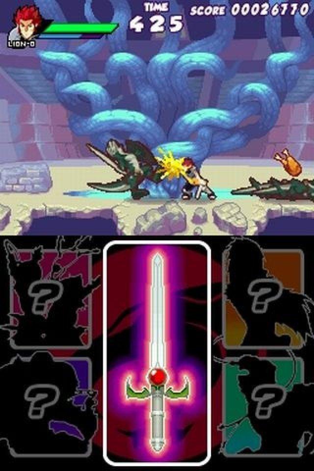 Screenshot - Thundercats (NDS) 2362222