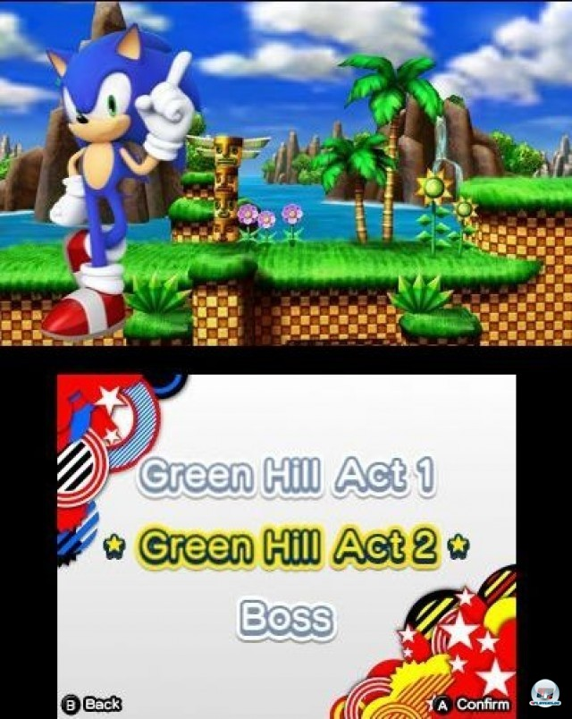 Screenshot - Sonic Generations (3DS) 2235672