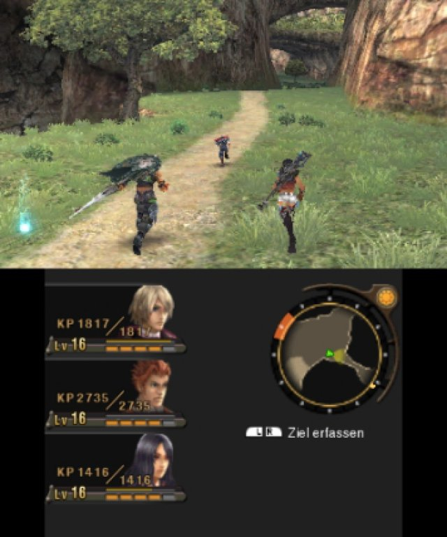 Screenshot - Xenoblade Chronicles (N3DS) 92502724