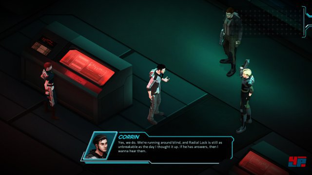 Screenshot - There Came an Echo (PC)