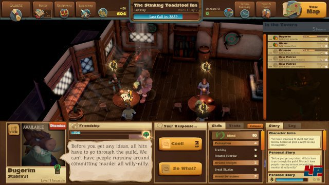 Screenshot - Epic Tavern (PC)