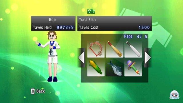 Screenshot - Karaoke Joysound (Wii) 2364267