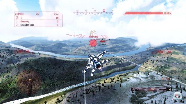 Screenshot - Jane's Advanced Strike Fighters (360) 2310127