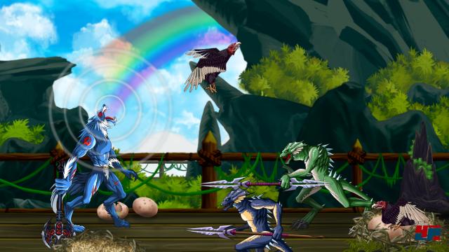 Screenshot - Dungeon Punks: Tag Team Brawler RPG (PC) 92530621