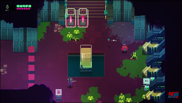 Screenshot - Hyper Light Drifter (PS4)