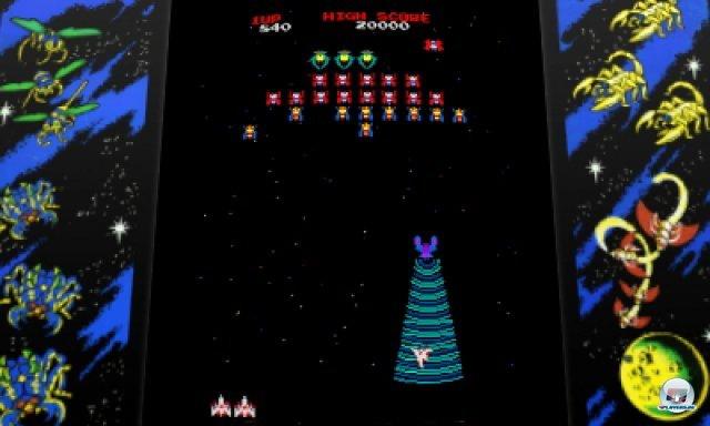 Screenshot - Pac-Man & Galaga Dimensions (3DS) 2257252