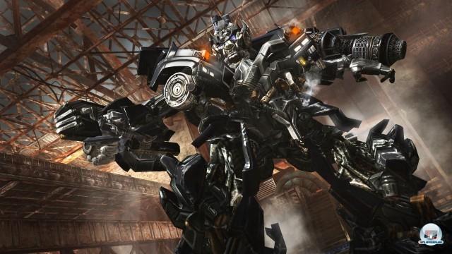 Screenshot - Transformers 3 (360) 2225409