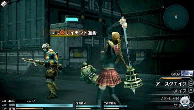 Screenshot - Final Fantasy Type-0 (PSP) 2260672