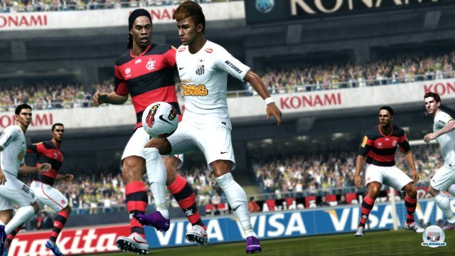 Screenshot - Pro Evolution Soccer 2013 (PlayStation3) 2363697