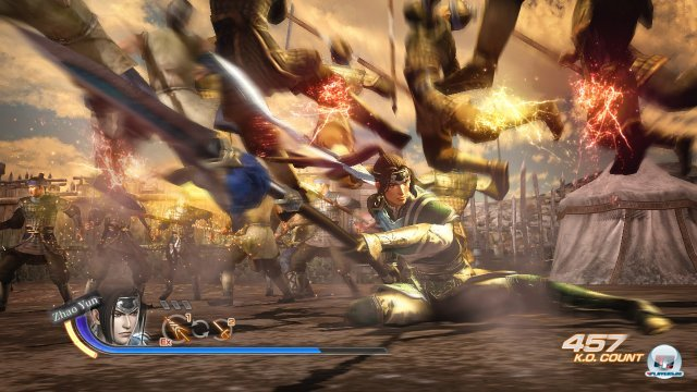 Screenshot - Dynasty Warriors 7: Xtreme Legends (PlayStation3) 2277327