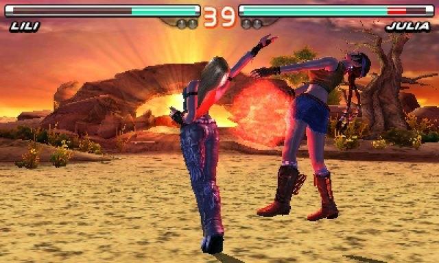 Screenshot - Tekken 3D Prime Edition (3DS) 2281282