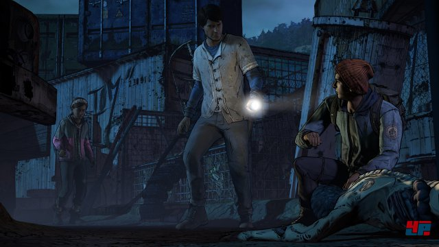 Screenshot - The Walking Dead: Staffel 3 - A New Frontier, Episode 1 (Android)