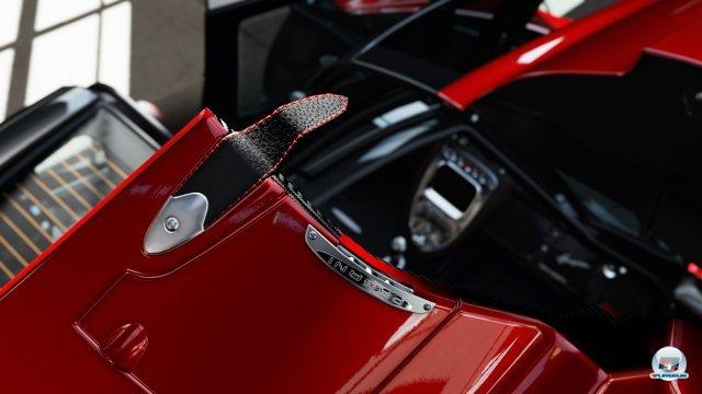 Alle Autos des Fuhrparks werden sich im Stil von Autovista im Detail begutachten lassen.