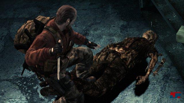 Mit Schleichangriffen kann Barry seine Gegner ebenfalls überwältigen.