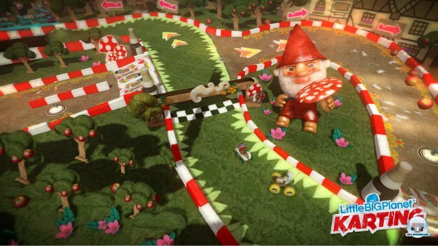 Screenshot - LittleBigPlanet Karting (PlayStation3) 2359067