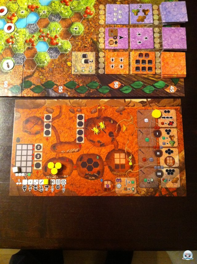Screenshot - Myrmes (Spielkultur)