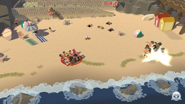 Screenshot - When Vikings Attack! (PlayStation3) 2393807