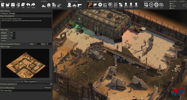 Screenshot - Dustwind (PC)