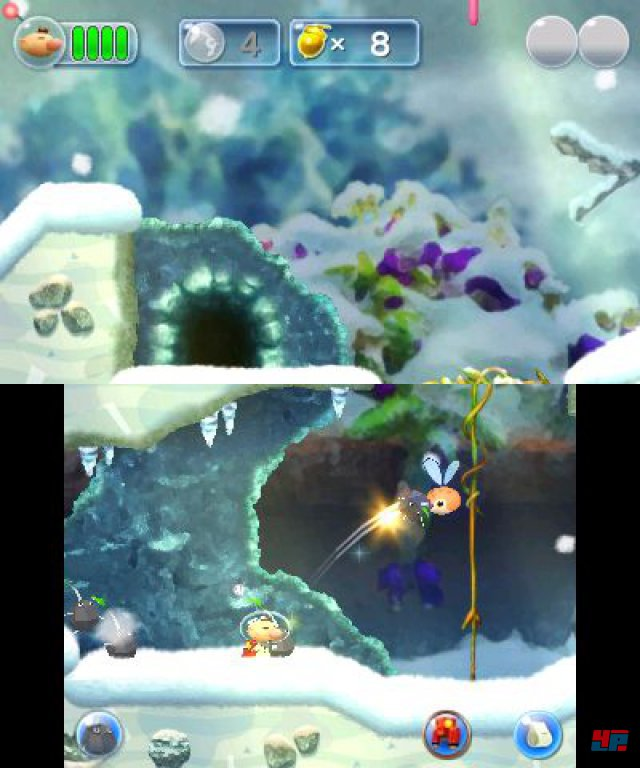 Screenshot - Hey! Pikmin (3DS) 92550128