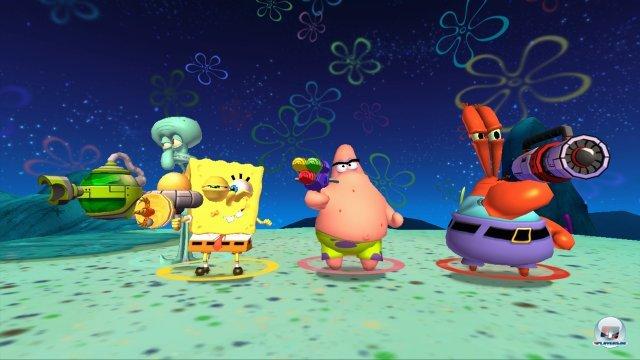 Screenshot - Spongebob Schwammkopf: Planktons Fiese Robo-Rache (360) 92465418