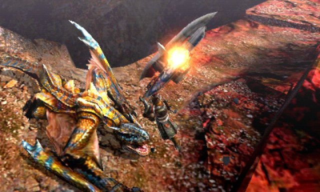Screenshot - Monster Hunter 4 (3DS) 92399212