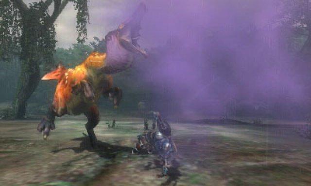 Screenshot - Monster Hunter 3G (3DS) 2285332