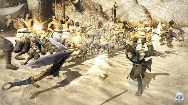 Screenshot - Dynasty Warriors 8 (PlayStation3) 92433622