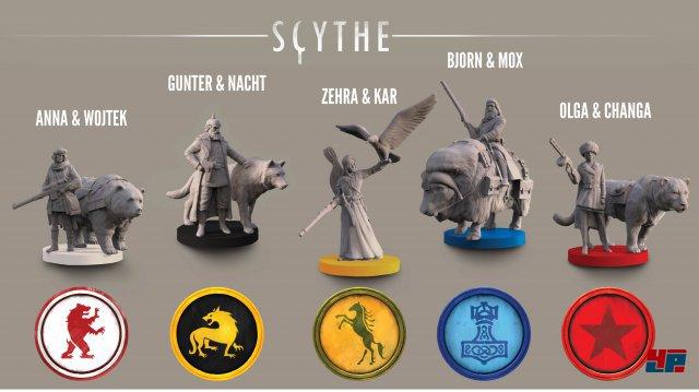 Screenshot - Scythe (Spielkultur)