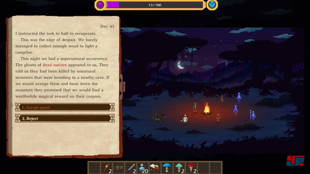Screenshot - The Curious Expedition (PC) 92532815