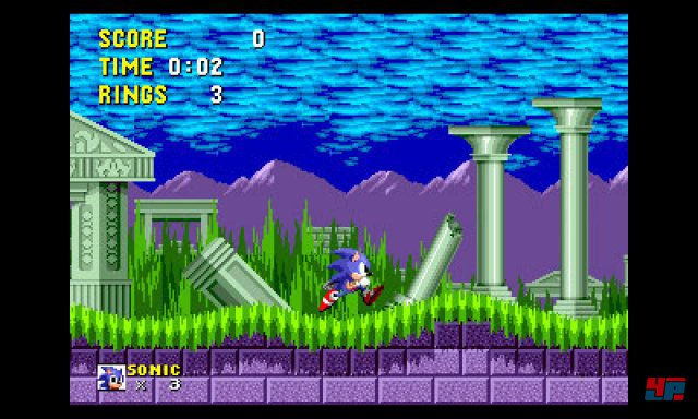 Screenshot - SEGA 3D Classics Collection (3DS) 92530979