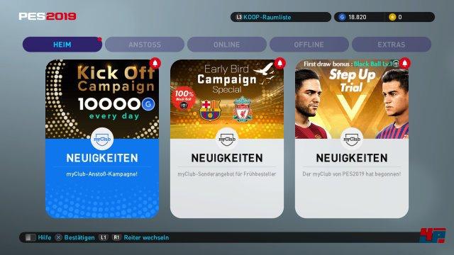 Screenshot - Pro Evolution Soccer 2019 (PC) 92573352