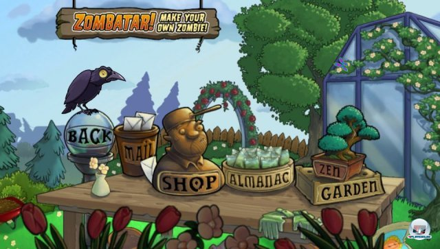 Screenshot - Plants vs. Zombies (PS_Vita)