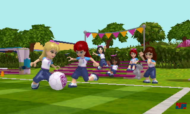 Screenshot - LEGO Friends (3DS)