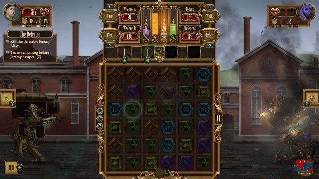 Screenshot - Ironcast (Switch)