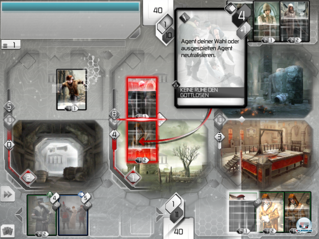 Screenshot - Assassin's Creed Recollection (iPad) 2328557