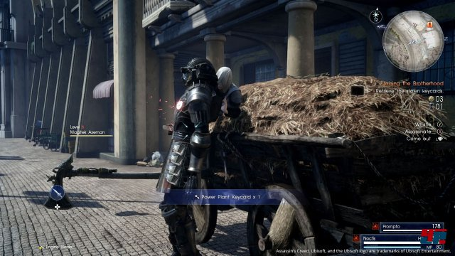 Screenshot - Final Fantasy 15 (PS4) 92551685