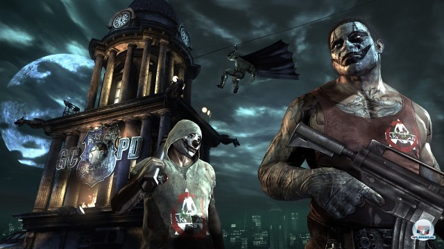 Screenshot - Batman: Arkham City (360) 2233007