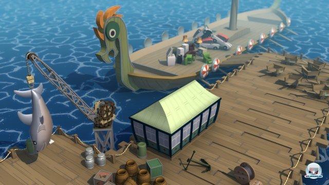 Screenshot - When Vikings Attack! (PlayStation3) 2393697