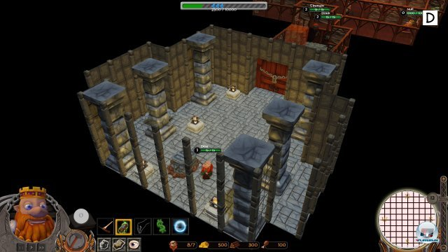 Screenshot - A Game of Dwarves (PC) 2365547