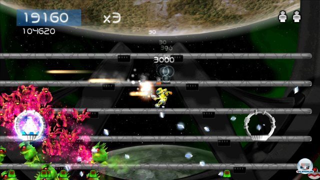Screenshot - Alien Zombie Megadeath (PC)