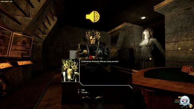 Screenshot - E.Y.E: Divine Cybermancy (PC)