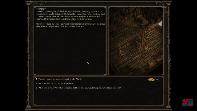 Screenshot - The Age of Decadence (PC) 92498045