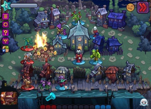 Screenshot - Haunted Hallow (iPad)