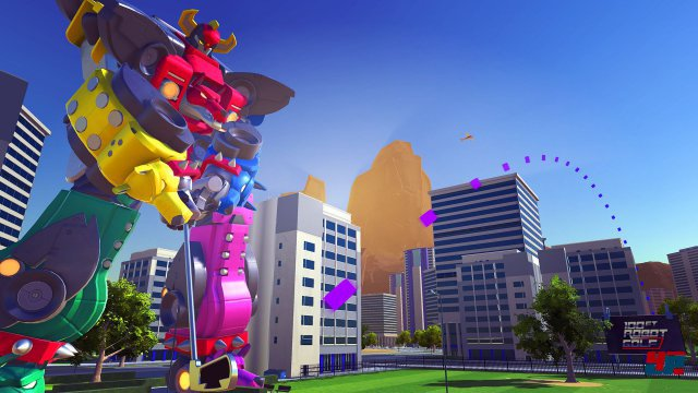 Screenshot - 100ft Robot Golf (PS4) 92532103