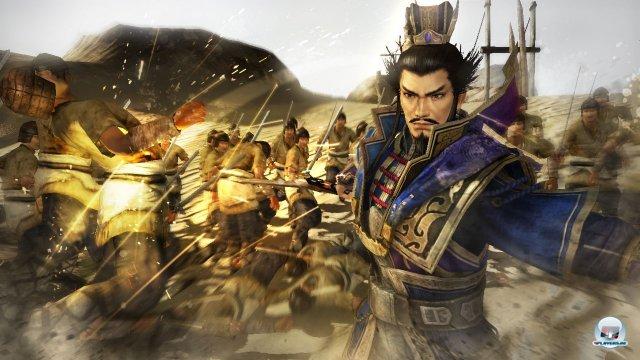 Screenshot - Dynasty Warriors 8 (PlayStation3) 92434087