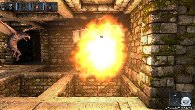 Screenshot - Legend of Grimrock (PC) 2340612