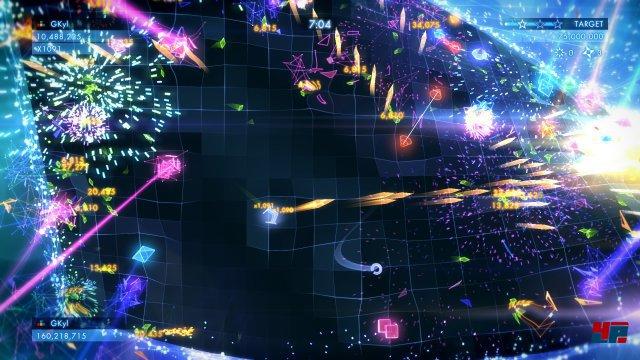 Frenetischer Minimalismus: Geometry Wars ist wieder da!