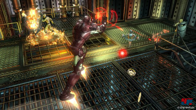 Screenshot - Marvel: Ultimate Alliance (PC) 92530057
